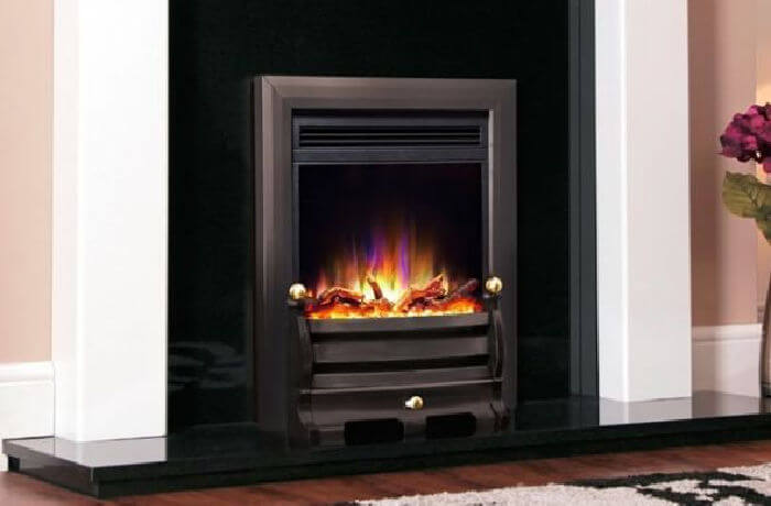 Our Best Slimline Electric Fires for Tight Spaces