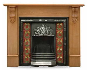 Carron Wooden Fire Surrounds