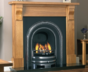 Cast Tec Cast Iron Fire Inserts