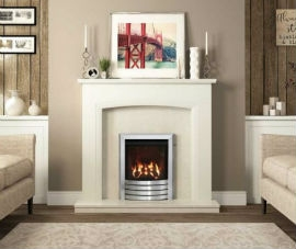 Painted Fireplaces