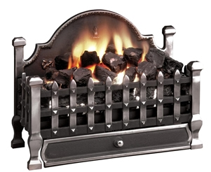 Solid Fuel Fire Baskets