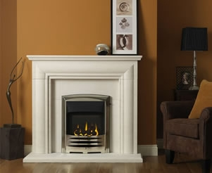 Limestone Fireplace Packages