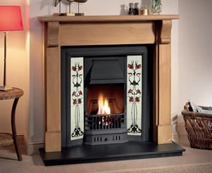 Wooden Fireplace Packages