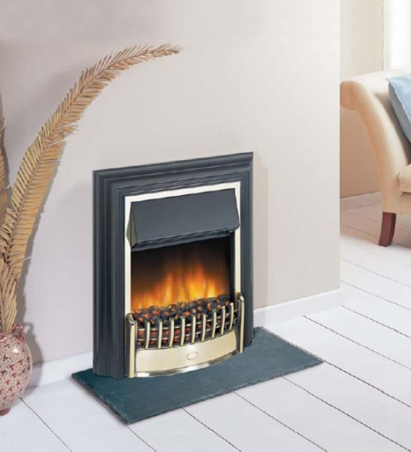 Dimplex Cheriton Led Freestanding Electric Fire Direct Fireplaces
