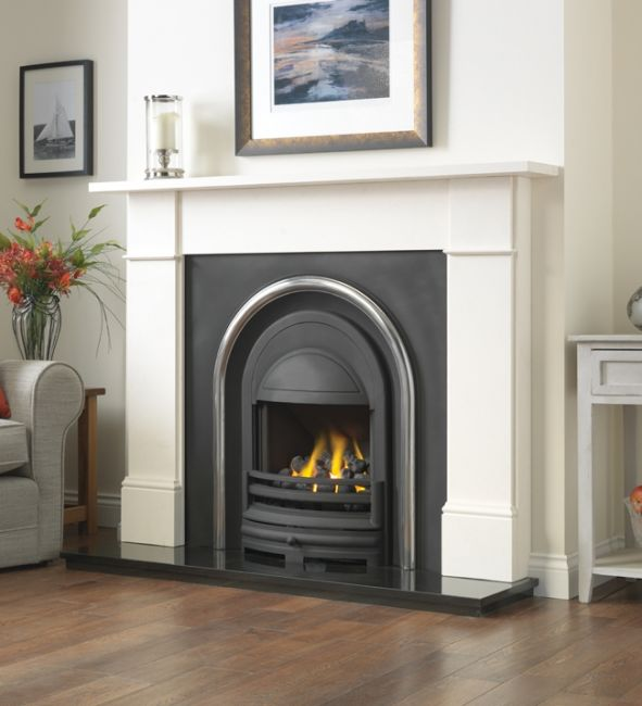 Cast Tec Majestic Integra Gas Iron, How To Use A Majestic Fireplace