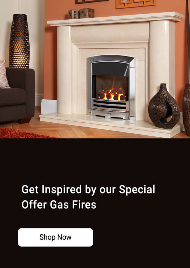 Special Offer Gas Fires