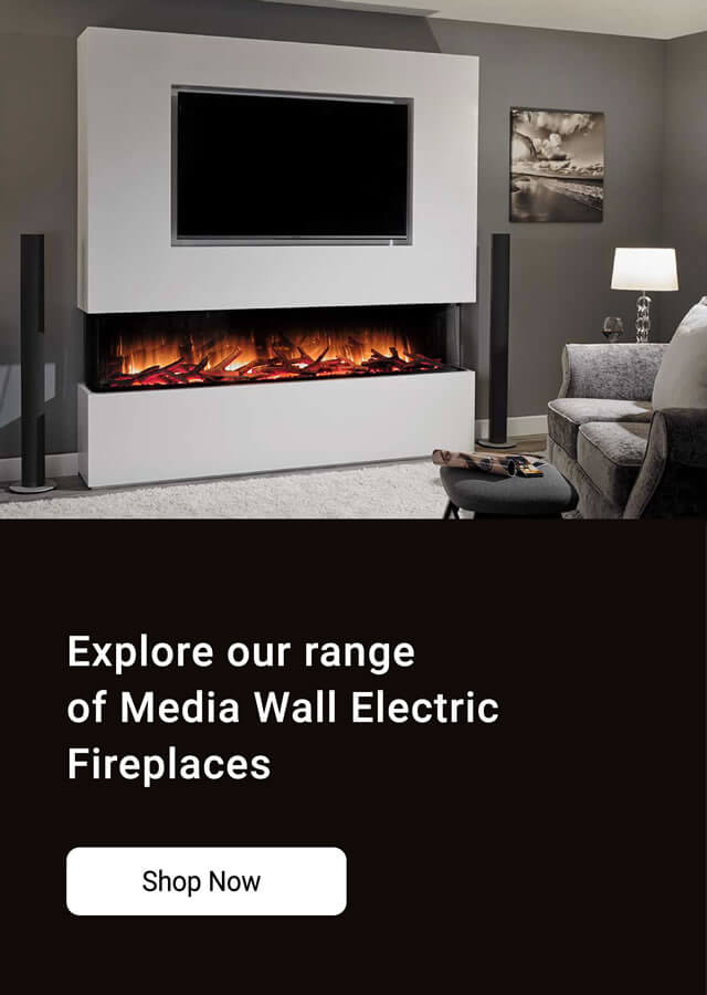Media Wall Electric Fires